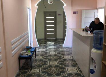 дом престарелых внутри помещения