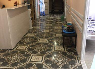 дом для престарелых коридор