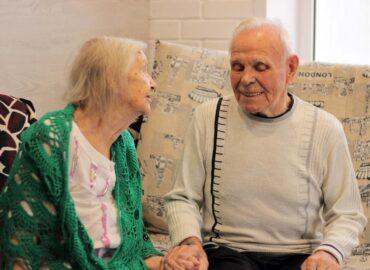 дом для престарелых постояльцы