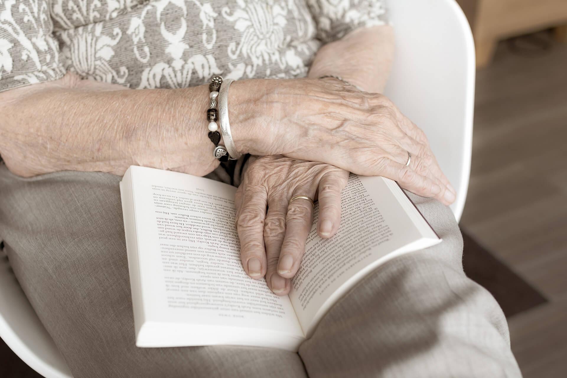 родственники в доме престарелых