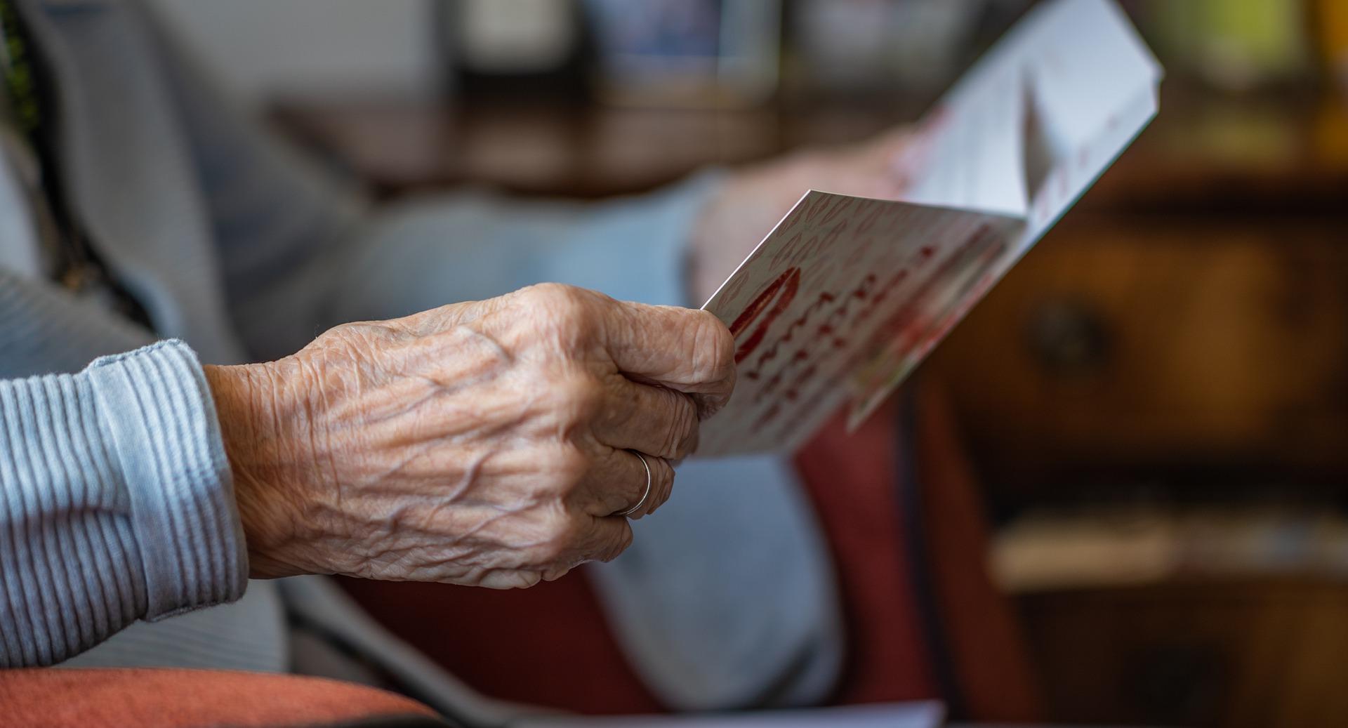 услуги в доме престарелых