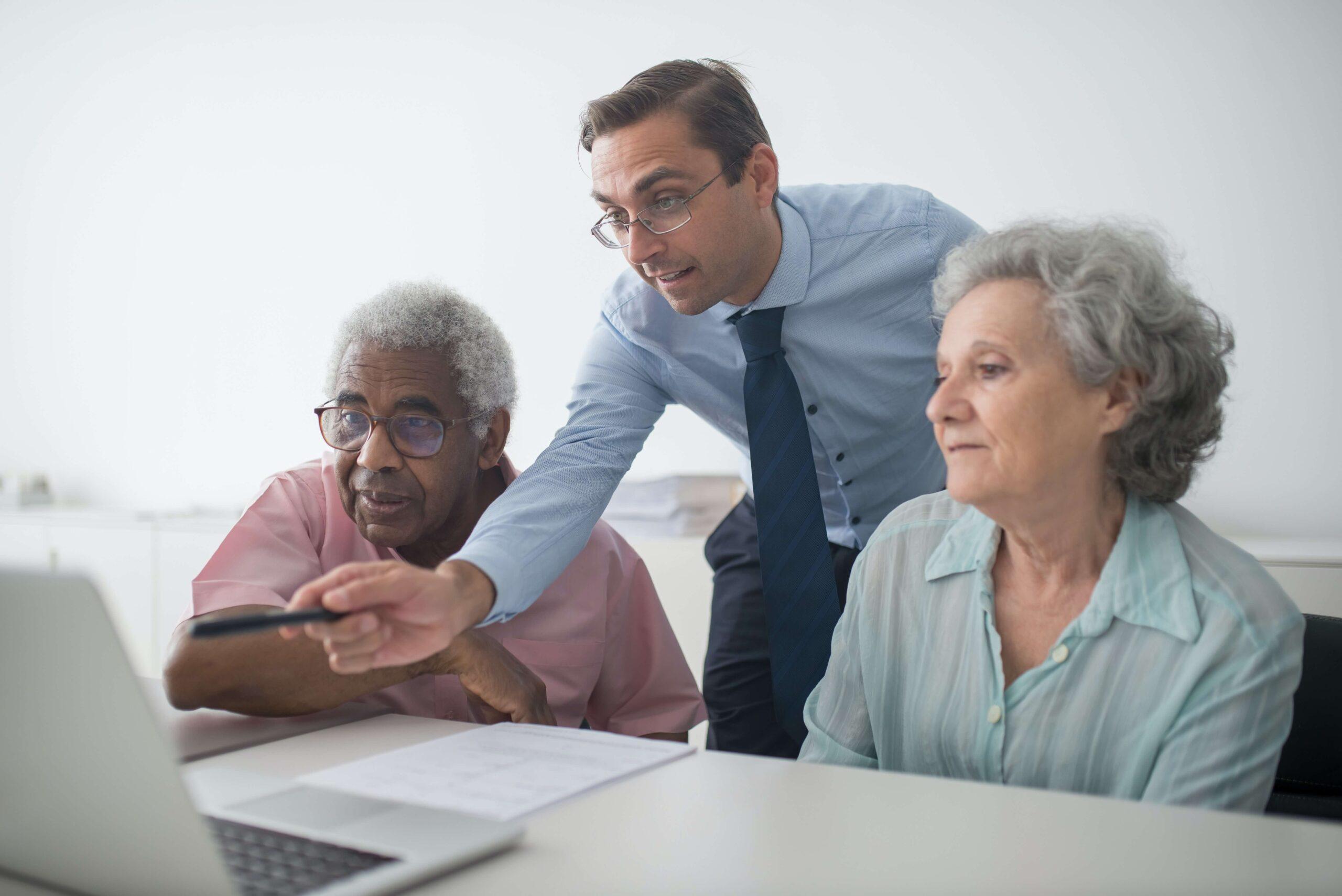 как выбрать дом для престарелых