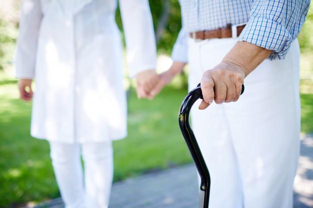 обеспечение реабилитации дом престарелых