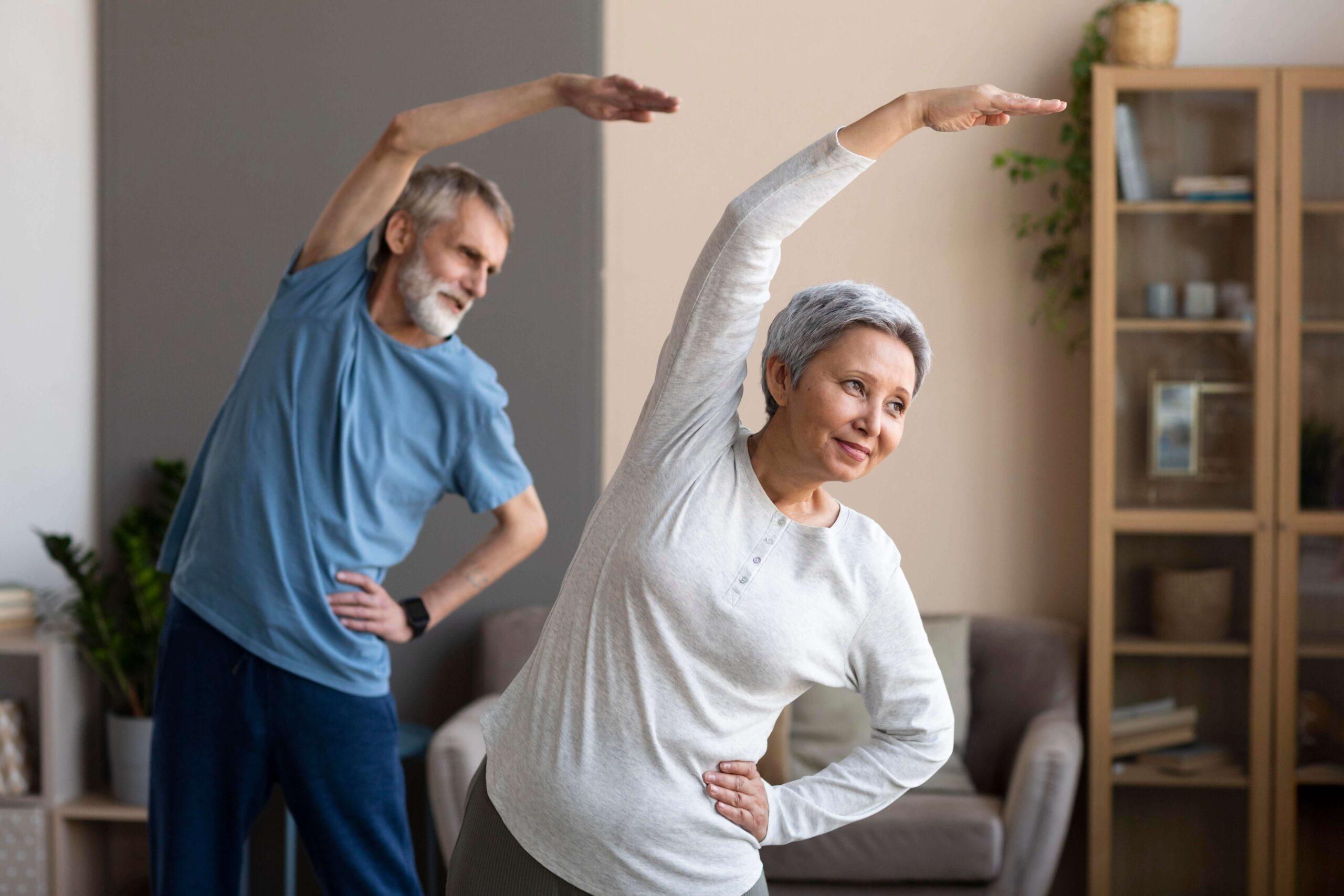 реабилитационная программа дом престарелых