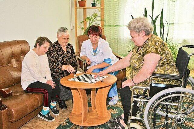 секрет долгожительства для пенсионеров
