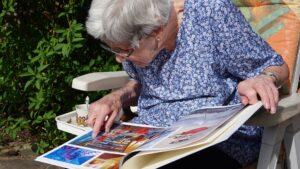 дом для престарелых болезни
