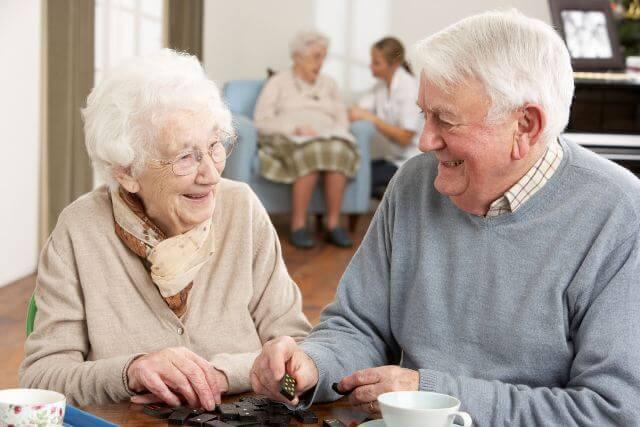 дом престарелых недорого