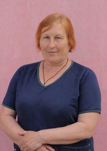 сиделка дома престарелых Золотарёва Людмила Николаевна