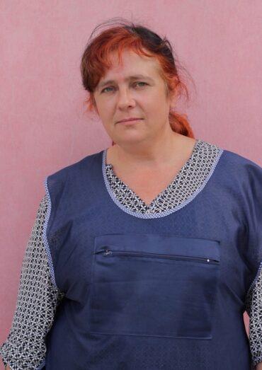 работник кухни дома престарелых Пескова Марина Викторовна