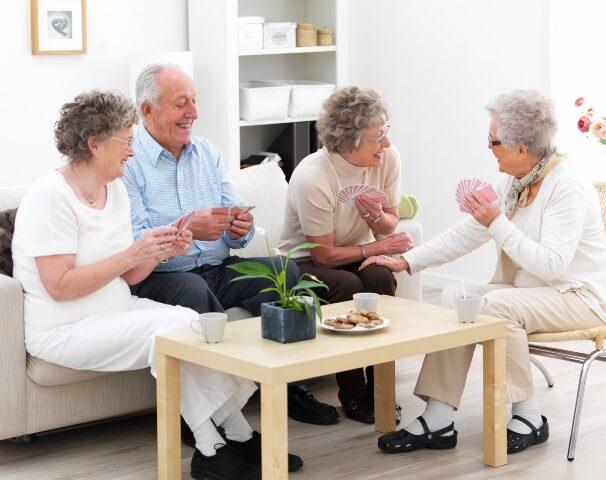 услуги частного дома престарелых